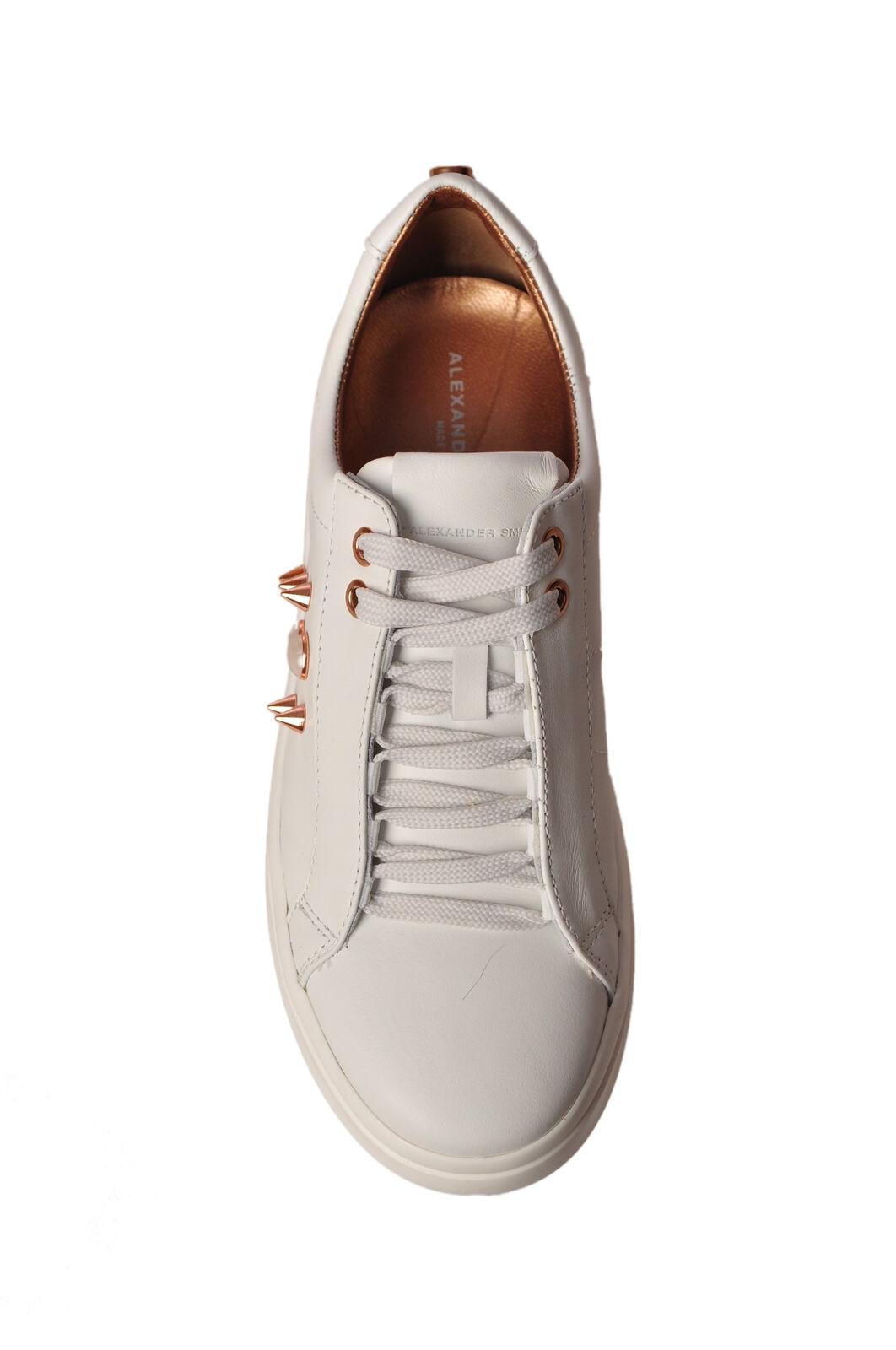 Alexander Smith - Schuhe-Turnschuhe-niedrige - Frau - Weiß Weiß Weiß - 5030608E184301 d74dfd