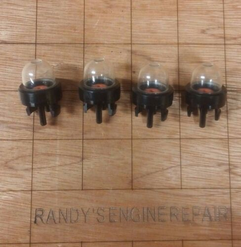 4 pack Primer Bulb Bulbs Homelite USA Seller