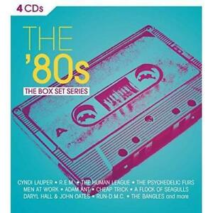 The-039-80s-The-Boxset-Series-New-amp-Sealed-4-CDs