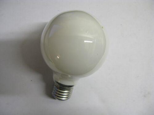 2 x NEW RADIUM GLOBE G80 100W White OPAL E27 ES 80mm Decorative Light Bulb Lamp