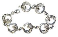 Silber 925 Armband mit Swarovski Kristallen - Neue Design - nur bei Hersteller