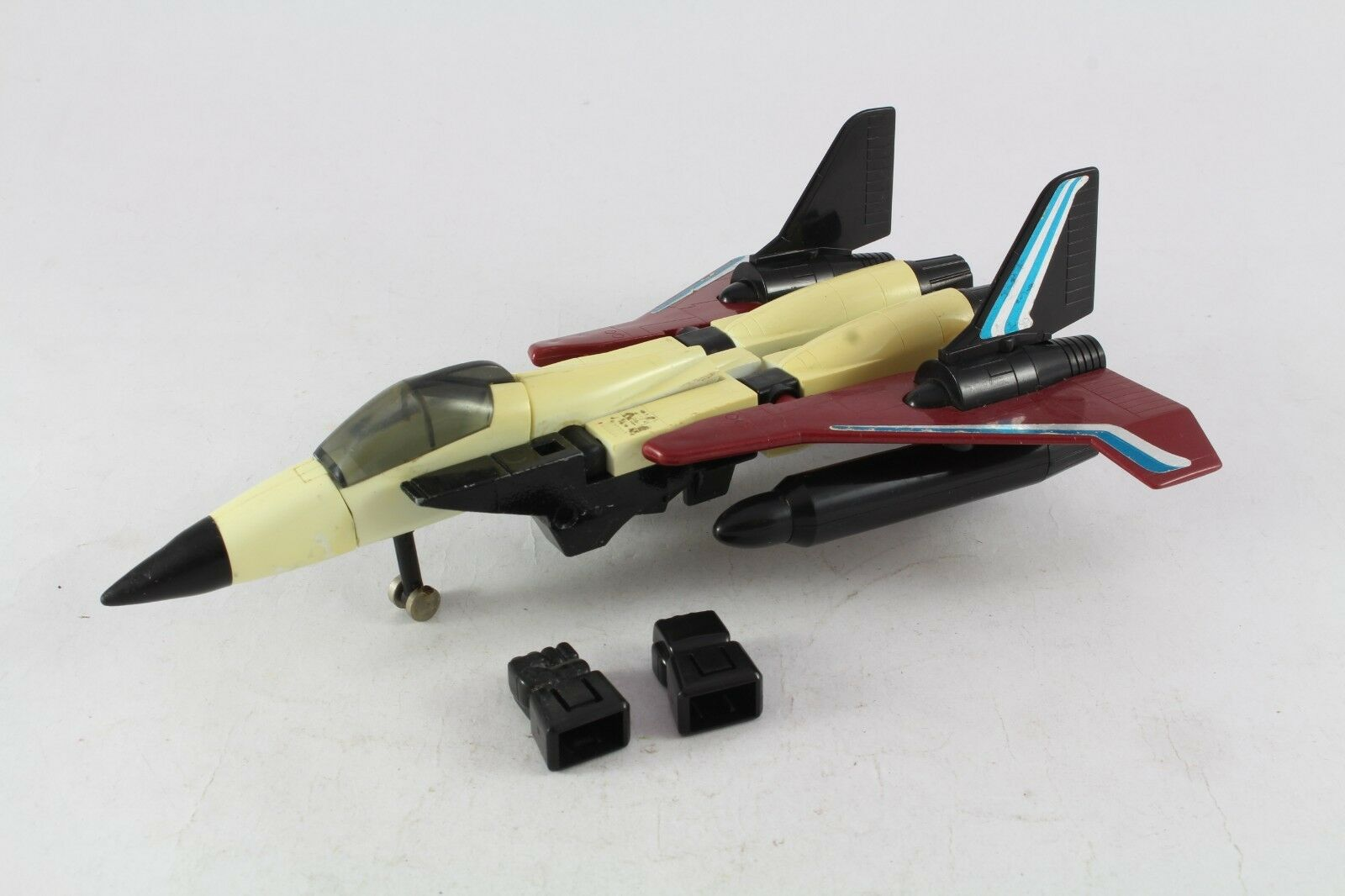 Transformers G1 statoreattore Cercatore TAKARA COMPLETO