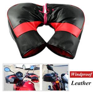 Winter-Motorcycle-Warm-Handlebar-Gloves-Thickening-Warmer-Mitts-Bike-Hand-Muffs