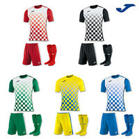 Joma Flag Football Team Kit Strip Shirts, Shorts, Socks Mens Adults S,m.l,x/l
