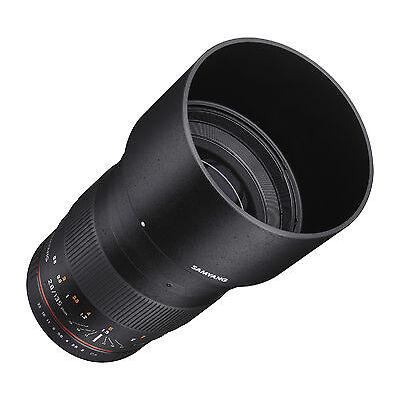New Samyang 135mm F2.0 ED UMC Lens for Canon - Free Ship