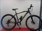bici bicicletta mtb 27,5'' alluminio freni a disco nero opaco