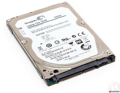 500GB SSD-Hybrid Hard Drive SSHD with XP Professional HP Compaq 6510b Laptop