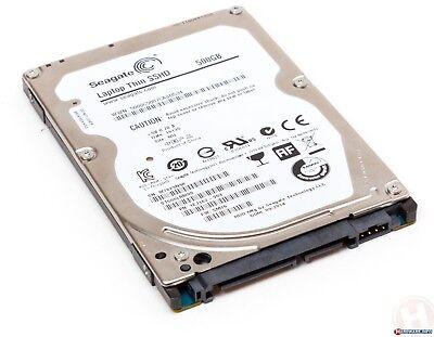 500GB SSD-Hybrid Hard Drive SSHD with XP Professional HP Compaq 6510b Laptop