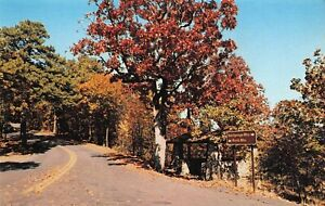 HOT-SPRINGS-MOUNTAIN-ARKANSAS-SCENIC-DRIVE-FROM-FOUNTAIN-STREET-POSTCARD