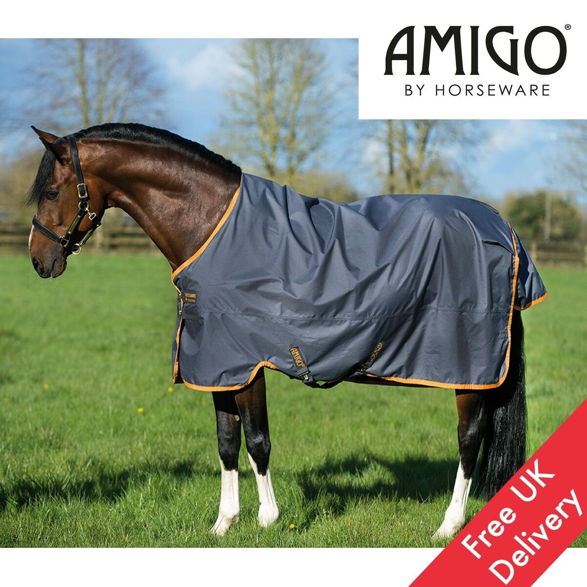 Horseware Amigo Pony Hero 6 Lite Lightweight Turnout (0g)