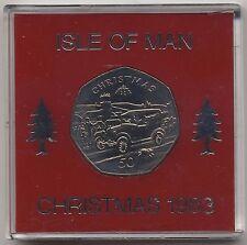 1983 Isle Of Man Christmas 50p***Collectors***IM83