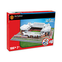 Paul Lamond Games - Manchester United Old Trafford Stadium 3d Puzzle