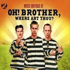 Music Inspired by O Brother, Where Art Thou? by Various Artists (CD, Feb-2008, 2 Discs, Not Now Music)