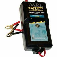 New Dare Sentry 25 Acre Electric Fence Charger Dsb100