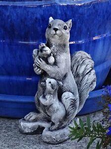 Steinfigur Nr.114 Waldtier Eichhörnchen 04 mit Kinder ca. 22 cm ca. 3 kg - Deutschland - Vollständige Widerrufsbelehrung Sie haben das Recht, binnen von einem Monat ohne Angabe von Gründen diesen Vertrag zu widerrufen. Sie haben das Recht, binnen vierzehn Tagen ohne Angabe von Gründen diesen Vertrag zu widerrufen. Die Widerru - Deutschland