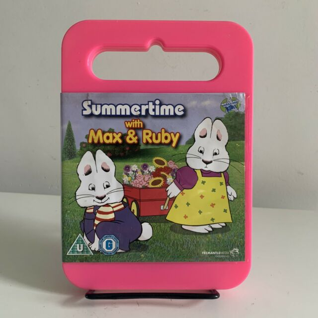 Max and Ruby: Summer Time With Max and Ruby DVD (2008) Rosemary Wells cert U