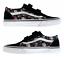 miniature 1 - New Vans Old Skool V Butterfly Floral Black Strap Women's Sizes 7, 7.5, 8, 8.5