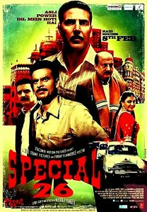 Spezial-26-Akshay-Kumar-Anupam-Kher-Neu-Bollywood-DVD-Englisch-Untertitel
