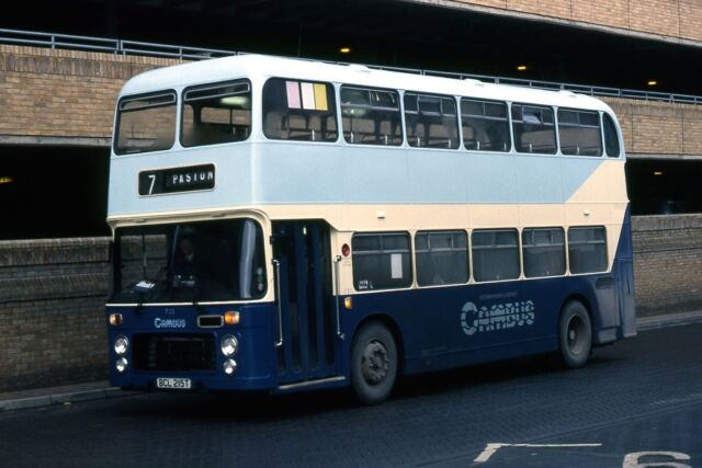 Cambus No.723 Peterborough 1988 Bus Photo