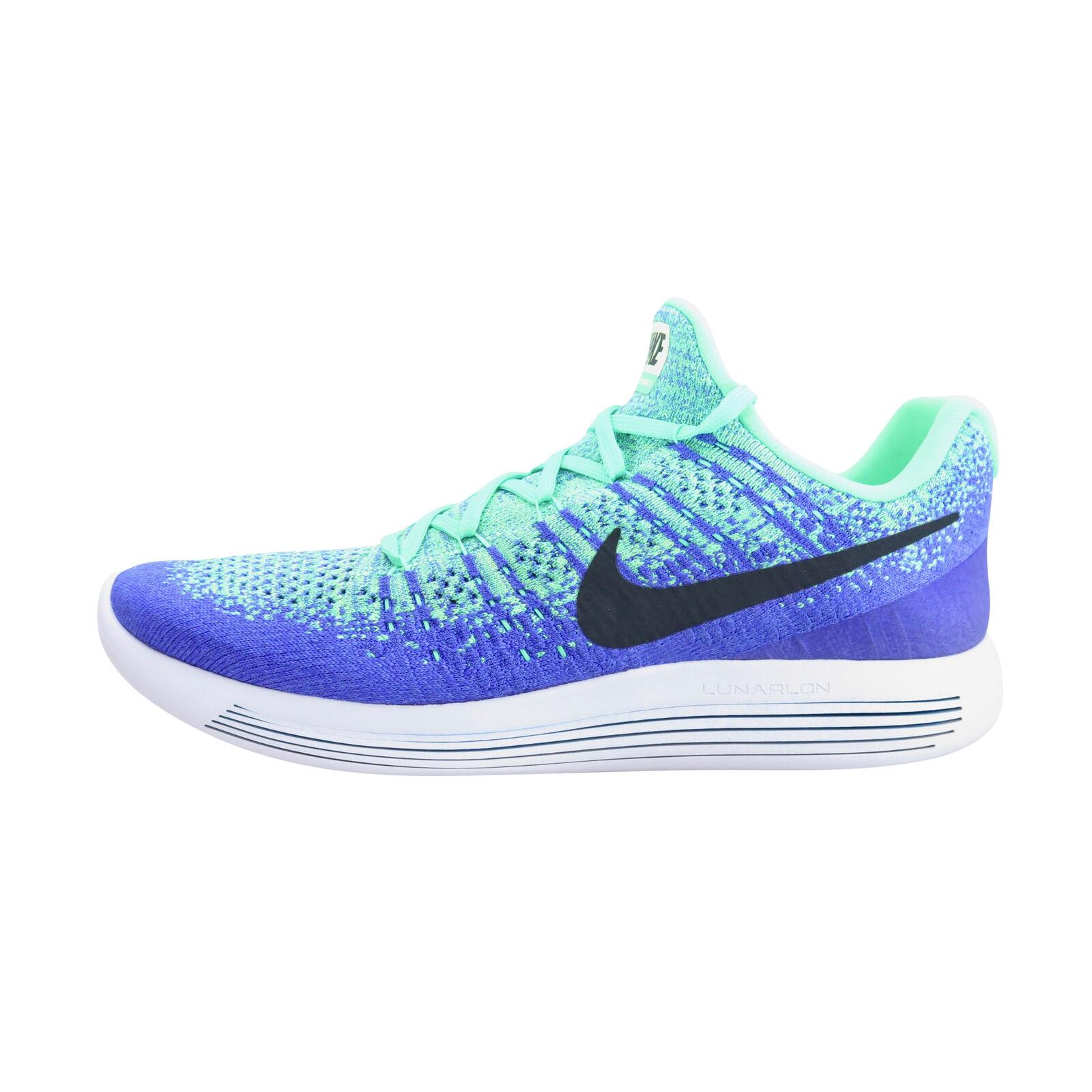 Nike LunarEpic Low Flyknit 2 blau grün 863779-301