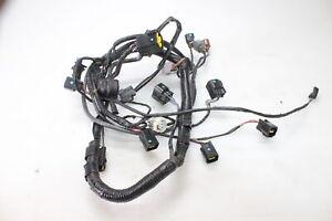 02-05 kawasaki ninja zx12r sub engine wiring harness motor wire loom   ebay  ebay