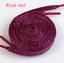 1Pair-Flat-Glitter-Colored-Shoe-Laces-Shoe-Laces-Bootlaces-110cm-Fashion thumbnail 8