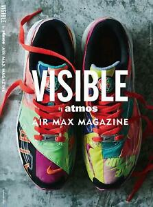 the latest 50abb fc4b1 Image is loading VISIBLE-by-atmos-AIR-MAX-MAGAZINE-Sneaker-Book-