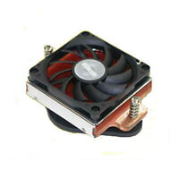 Evercool K8l-710 Low Profile Copper 1u Cpu Cooler For Amd Socket 939, 940, 754