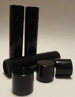 Empty Black Lip Balm Chapstick Lipstick Tubes Containers Usa