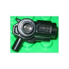 LEGO Black Minifig Weapon Gun Blaster Studs on Sides 1 Part Piece 24144