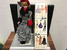 Barbie Puppe 29,5 cm  No. 850 Blond. 1959. Mit Ovp. Top Zustand
