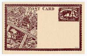 I-B-Cinderella-Gerald-King-Wonderland-Snark-Island-Postcard-1d