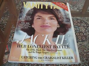 Vanity Fair October 2009 Jackie Kennedy Cover Magazine Collectible Jacqueline - <span itemprop=availableAtOrFrom>London, United Kingdom</span> - Vanity Fair October 2009 Jackie Kennedy Cover Magazine Collectible Jacqueline - London, United Kingdom