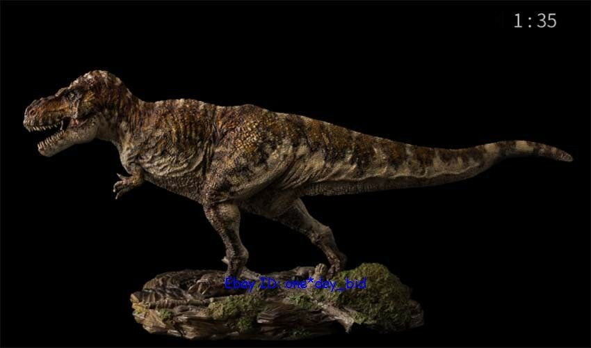 Dinosaurs Figure Tyrannosaurus Rex Wilson Wilson Wilson 1 35 limited model PNSO 15  L IN BOX 27a023
