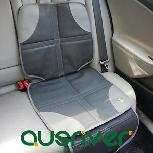 New Synthetic Leather Anti Slip Car Baby Kids Seat Protector Seat