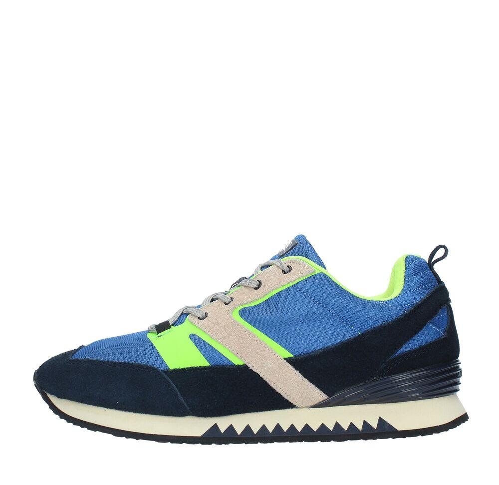 Ani03_strd Scarpe Sneakers Strd By Volta Footwear Uomo Multicolore