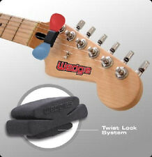 2 (TWO) WEDGIE Guitar PICK HOLDER Rubber NEW BULK  WPHOO1 Plectrum