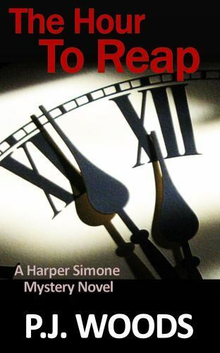 The Hour to Reap by P. J. Woods (2012, Trade Paperback Autographed)