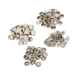 30-Sets-Vintage-Metal-Snap-Fasteners-Sewing-Button-Press-Studs-for-Leather-Craft