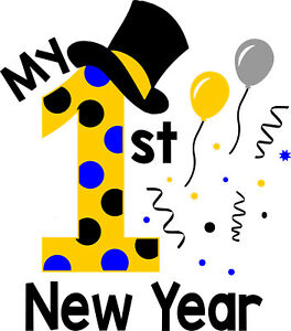 image is loading my 1st new year top hat t shirt