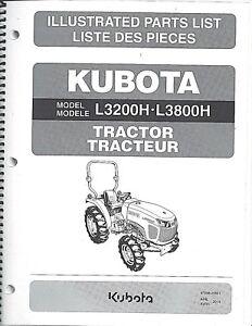 Kubota L3200 Parts Diagram | Wiring Diagrams on