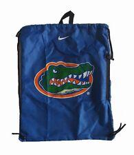 Nike Florida Gators Collegiate Packable Sling Bag Sack Pack College Football