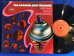 VAN DER GRAAF AEROSOL GREY GIANT SQUID VERSION SR61238 ORIGINAL USA LP NEAR MINT