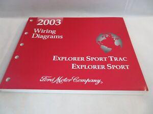 2003 FORD EXPLORER SPORT TRAC EXPLORER SPORT WIRING ...