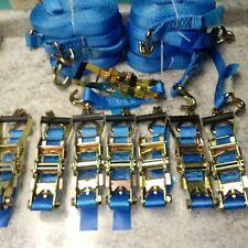 4 Pack Keeper 05500 16 x 1-1//2 Jumbo Ratchet Tie-Down