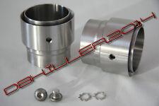 DB Killer, DB Eater für Akrapovic elliptische/ovale Dämpfer D48mm, Auslass D38mm
