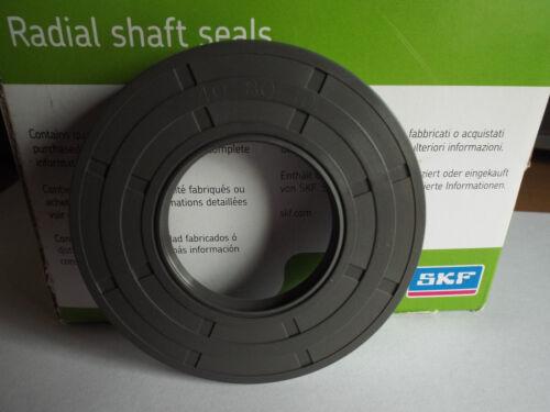 40x80x10mm SKF Eje Sello De Aceite Doble Labio R23//TC 40x80x10 HMSA 10RG