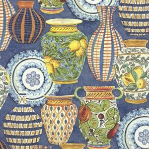 MEDITERRANEAN-POTTERY-Urns-Paper-Table-Napkins-20-in-a-pack-33cm-sq