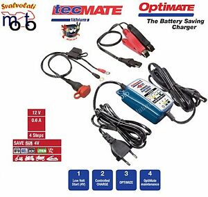 CARICABATTERIE-MANTENITORE-12V-0-6A-OPTIMATE-1-DUO-PER-BATTERIE-AL-LITIO-lifePO