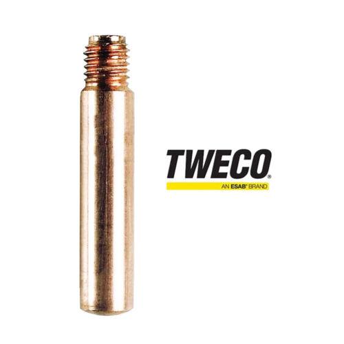 1140-1166 Genuine Tweco Weldskill Contact Tip WS1430 .030 //.8mm